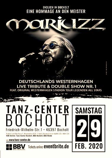 Mariuzz Die Westernhagen-Tribute