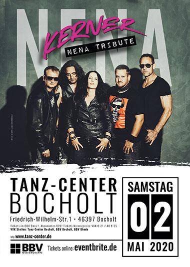 Ein Nena Live Tribute der Sonderklasse.Es ist deutschlandweit nicht einfach eine Nena Tribute Band zu finden, eine die dabei der Deutsch-Pop-Rock Legende