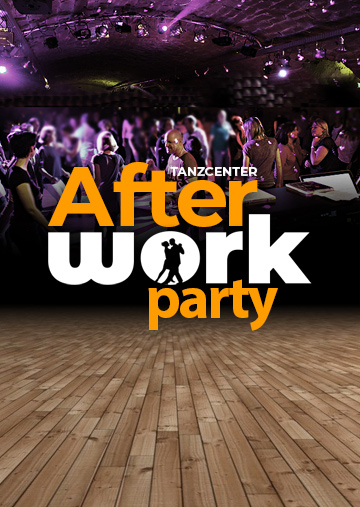 Afterworkparty im Tanz Center Bocholt