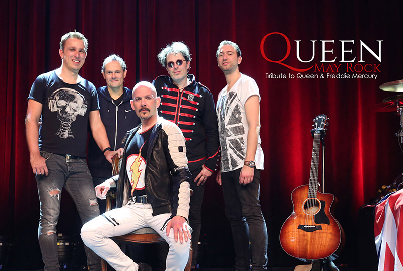 Queen may Rock im Tanz-Center Bocholt
